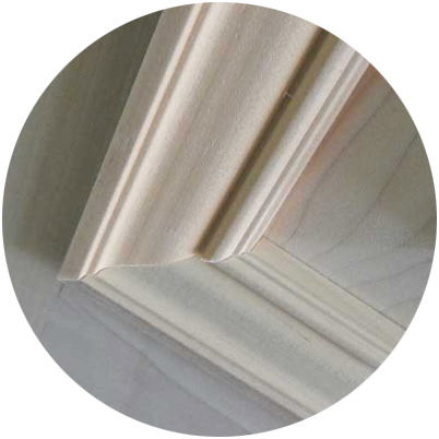 Wood-Mouldings